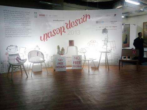 Foto diambil dari http://www.thejakartapost.com/news/2013/11/09/pasar-desain-offers-affordable-designer-furniture.html