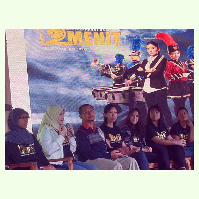 """""""12 Menit"""" with Passion (1/2)"""