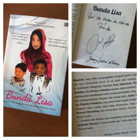 Selamat untuk Jombang. Terus berkarya mewarnai dunia penulisan novel Indonesia.