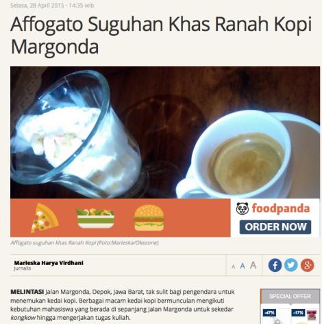Ranah Kopi - Okezone.com